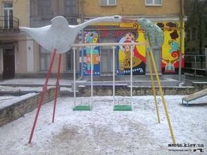 Знаменитый  Детский ландшафтный парк Пейзажной аллеи в Киеве получил I премию IX Всеукраинского конкурса  ИНТЕР'YEAR 2011