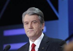 Ющенко исключает массовые нарушения на парламентских выборах