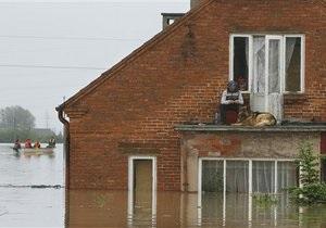 Растет число жертв наводнения в Польше. Украинские спасатели спешат на помощь