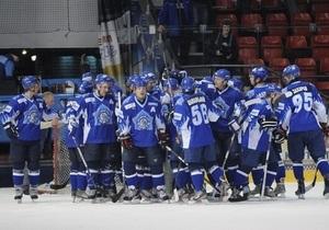 Плэй-офф хоккейного первенства Украины стартовал с тяжелейшей победы Сокола