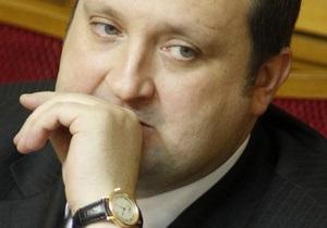 Арбузов объявил о создании нового государственного банка