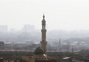 Три жилых дома обрушились в Египте, не менее девяти погибших
