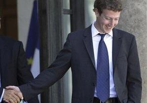 В октябре Цукерберг намерен приехать в Москву