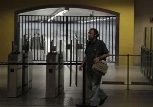 Забастовка работников метро парализовала Мадрид