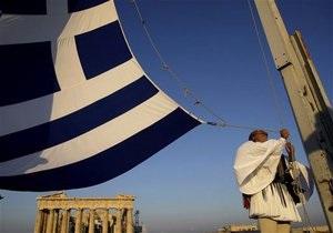 В Греции село на мель судно с украинско-российским экипажем