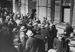 Сегодня - годовщина Черного четверга, положившего начало Великой депрессии