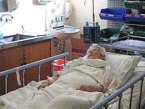 За год 242 пациента британских больниц умерли от голода