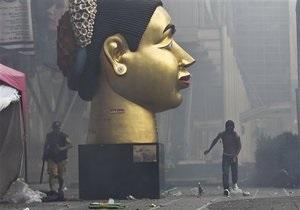 Фотогалерея: Этот город в огне. Фоторепортаж с улиц Бангкока