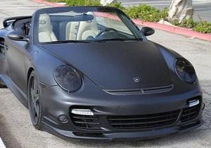 На eBay продали Porsche 911 Дэвида Бэкхема