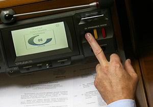 Рада назначила местные выборы в ряде населенных пунктов. Выборы в Василькове и Ялте пройдут 2 июня