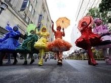 Сегодня в Лондоне пройдет ежегодный гей-парад