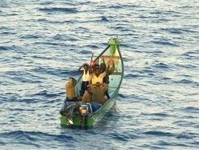 Испанские военные взяли в плен двух сомалийских пиратов