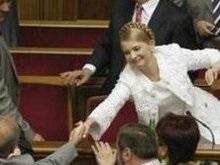 Тимошенко призвала депутатов из НУ-НС вернуться в коалицию