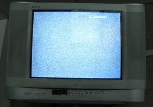 В Беларуси отключили российские телеканалы