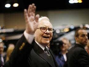 Баффет потеснил Гейтса с первого места в списке самых богатых людей мира