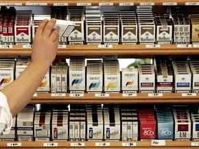 Производители сигарет подняли цены, не дожидаясь указа о повышении акцизов