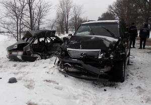 В результате ДТП в Черниговской области погиб председатель сельсовета с семьей