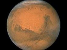 На Марсе нашли огромный ледник
