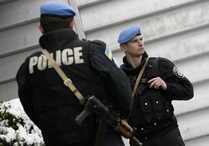 В Косово обстреляли представителей миссии Евросоюза