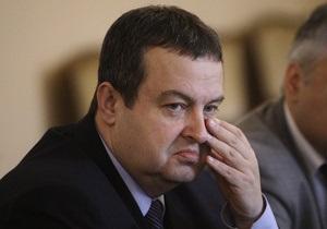 Сербия не готова признать Косово в обмен на членство в ЕС