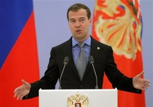 ЗН: Медведев поручил отслеживать контакты Украины с НАТО