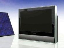 Sharp анонсировала телевизор на солнечных батареях