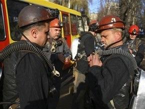 В шахте в Донецкой области произошла вспышка метана