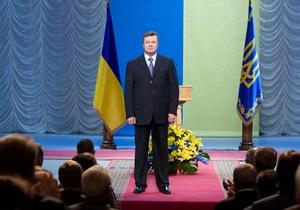 Прямую трансляцию обращения Януковича смотрели 1,3 млн зрителей НТКУ