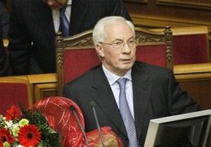 Азаров пообещал, что налоговики и предприниматели будут иметь равные права