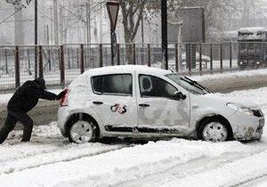 На Европу обрушились сильные снегопады: есть жертвы