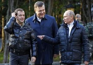 Не уточняя сути и деталей. Кабмин начал выполнять поручения Януковича по итогам визита в РФ