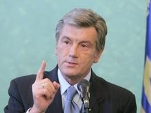 Ющенко и Кучма едут обсуждать будущее Израиля