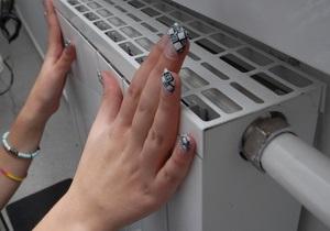Киевские власти намерены модернизировать систему отопления
