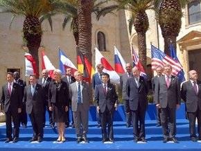 Министры G8 готовы предпринять меры против КНДР