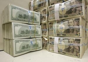 Иена дорожает ко всем основным валютам