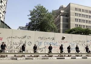 В Египте поймали террористов, якобы планировавших взорвать посольство США