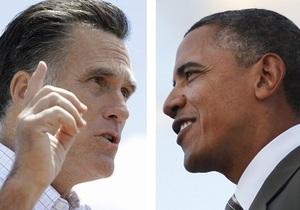 Ромни лучше Обамы защитит украинскую государственность - СМИ