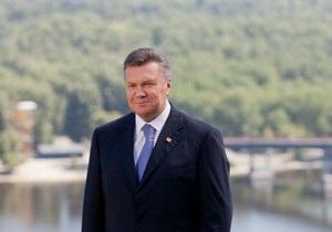 Янукович рассказал, зачем Украине ассоциация с ЕС