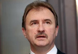 Попов доложил Януковичу о планах развития столицы