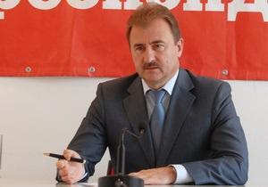 Попов пообещал передать библиотеке Лейпцигского университета украинские книги