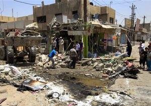 В Ираке при взрыве в кафе погибли почти 40 человек