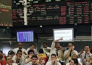 Украинские акции снова снижаются
