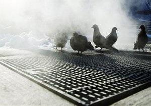 Минувшая ночь в Киеве стала рекордно холодной за последние 83 года