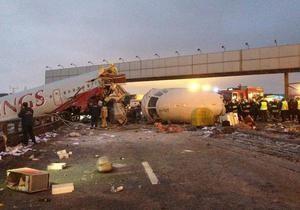 Катастрофа во Внуково: Выжившие члены экипажа Ту-204 идут на поправку