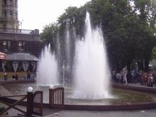 В Киеве реконструируют два старейших фонтана
