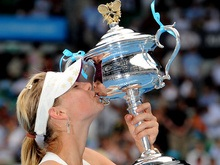 Мария Шарапова выиграла Australian Open