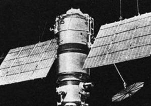 Первый советский метеоспутник упал в Антарктиде
