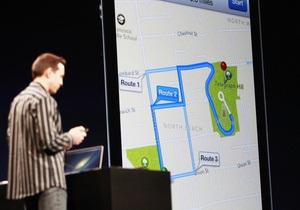 Пользователи в шоке от ошибок нового навигатора Apple