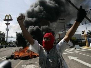 Чавес увидел руку США в перевороте в Гондурасе