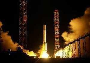 С Байконура стартовала российская ракета-носитель с американским спутником